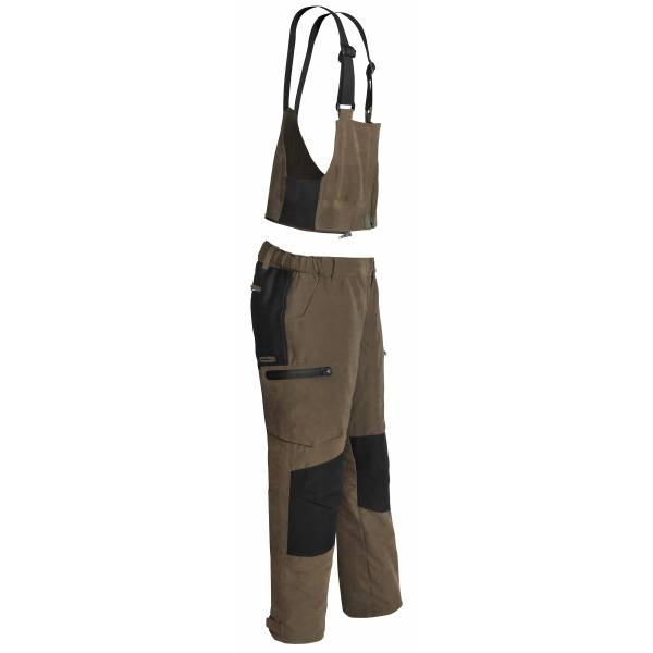 Warme Winter-Hose Marco Polo, Farbe Oliv