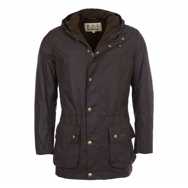 Barbour Durham Wax Jacket Winter